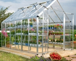 Greenhouses at EarthEasy.com