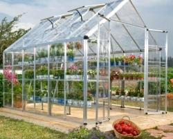 Greenhouses at EarthEasy.com