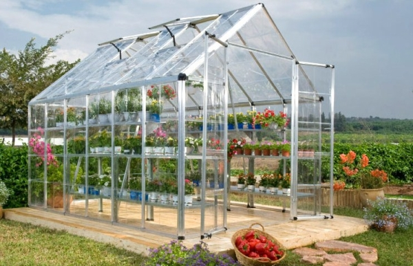 Greenhouses for your Garden