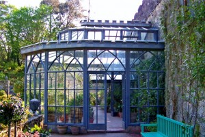 A Greenhouse - addition to a building